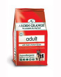 Arden Grange Adult Chicken and Rice - 15kg