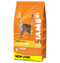 Iams Cat food - 3kg